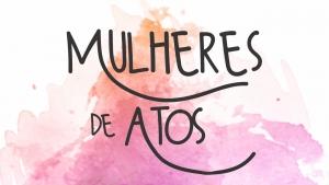 Capa do livro: Mulheres de ATOS